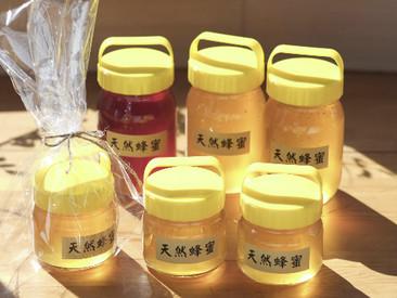 天然ハチミツ 販売はじめました。