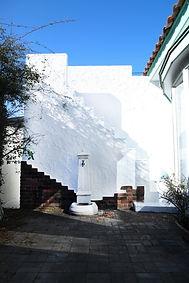 中庭/ギリシャ風ガーデン MγKONO∑ ミコノス