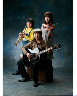 家族と楽器