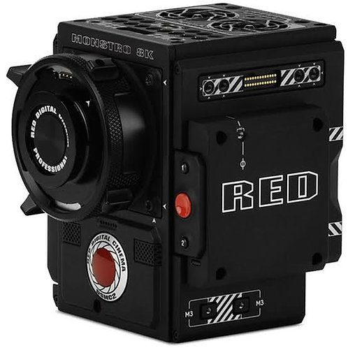 RED WEAPON MONSTRO 8K VV