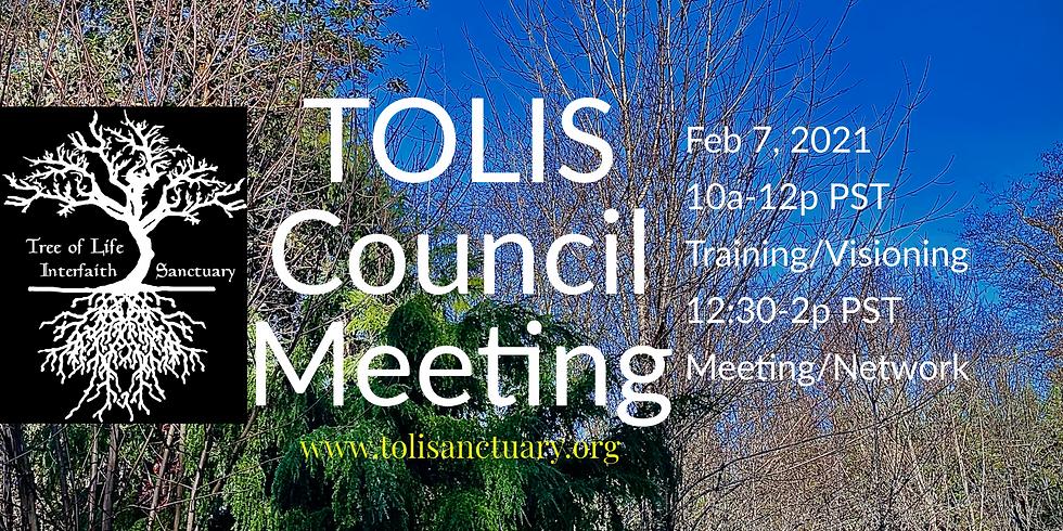 TOLIS Council Meeting