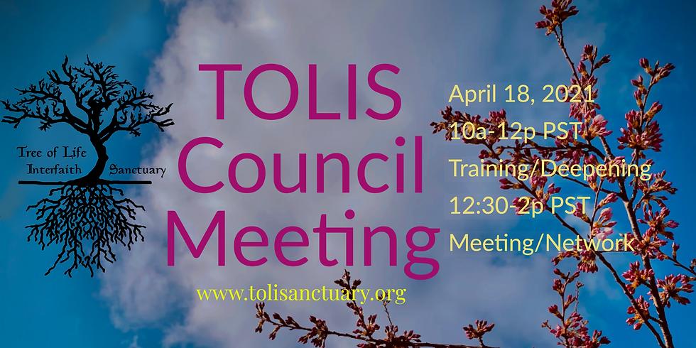 TOLIS Council Mtg 4-18-21