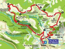 LABEL RANDO - Hérault