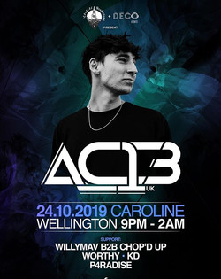 @ac13official Up next in welly! This is