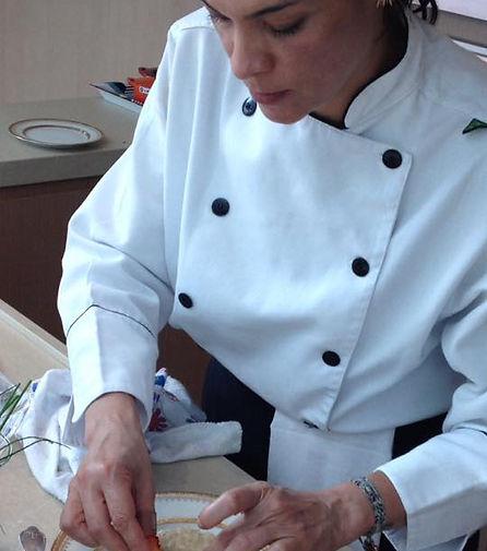 Chef Marcia Areias