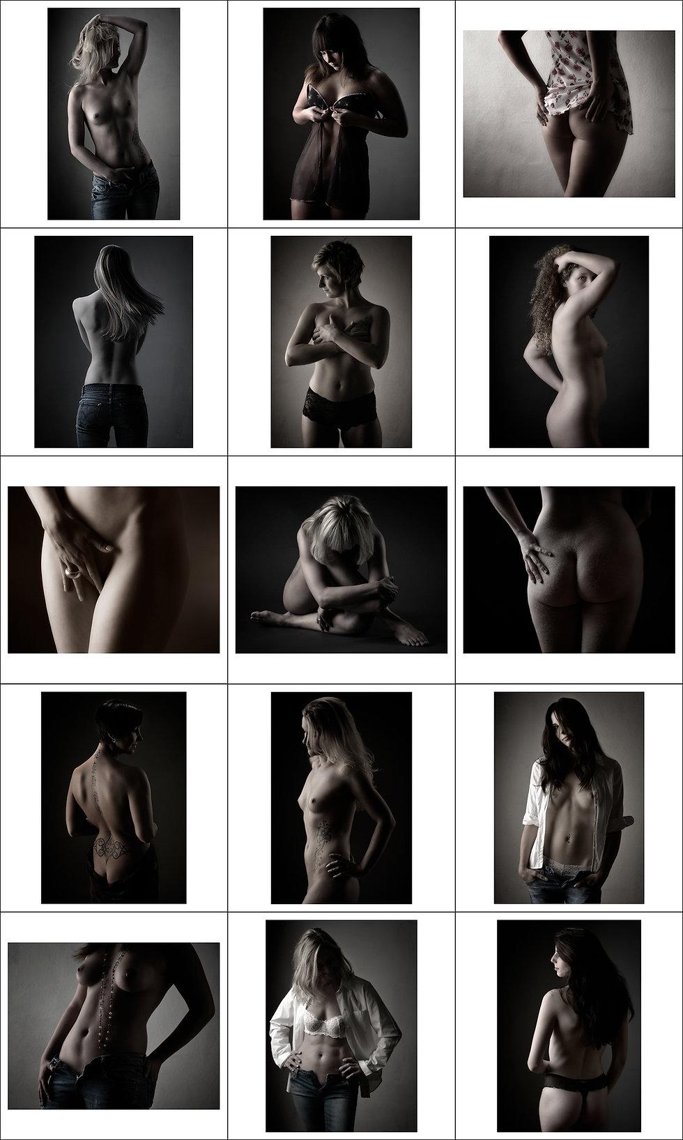 Creative People, Akt, Dessous, black & white, International Photographic Qualifications, International Photographer of High Performance
