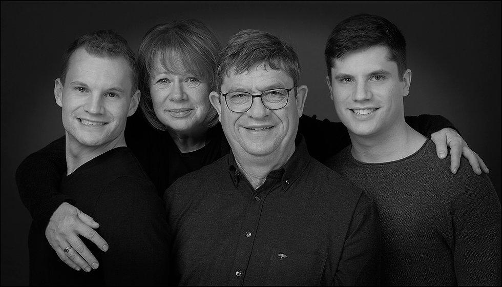 Familienfoto de Fotograf
