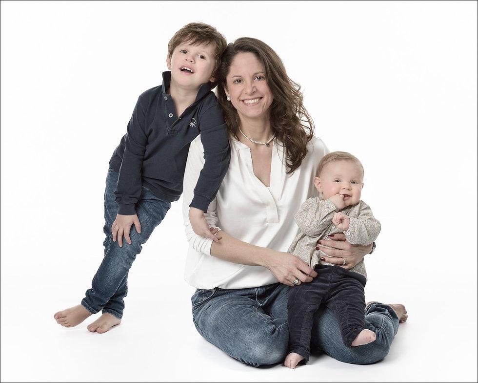 Mama und die Kinder