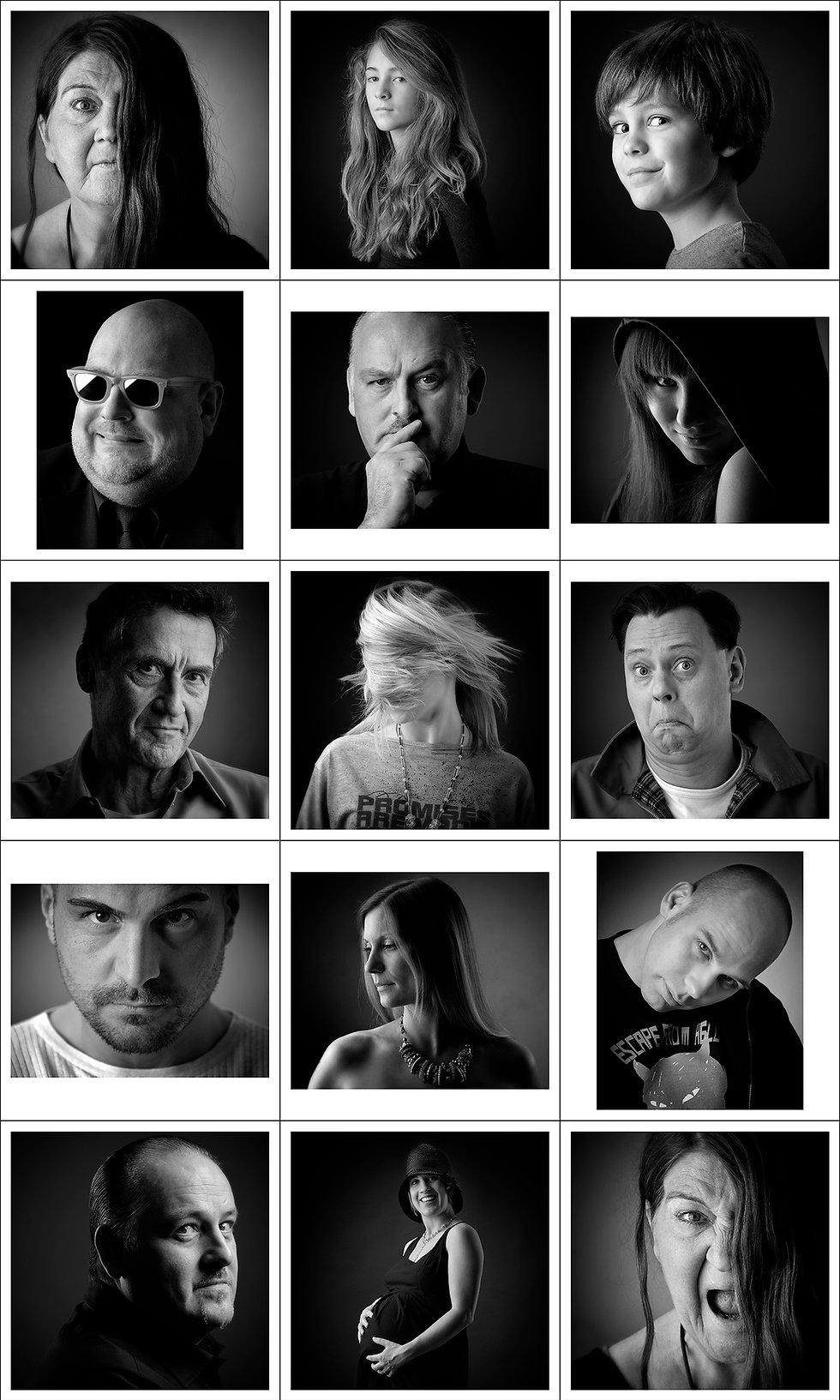 People, black & white, International Photographic Qualifications, Bund professioneller Portraitfotografen, International Photographer of High Quality