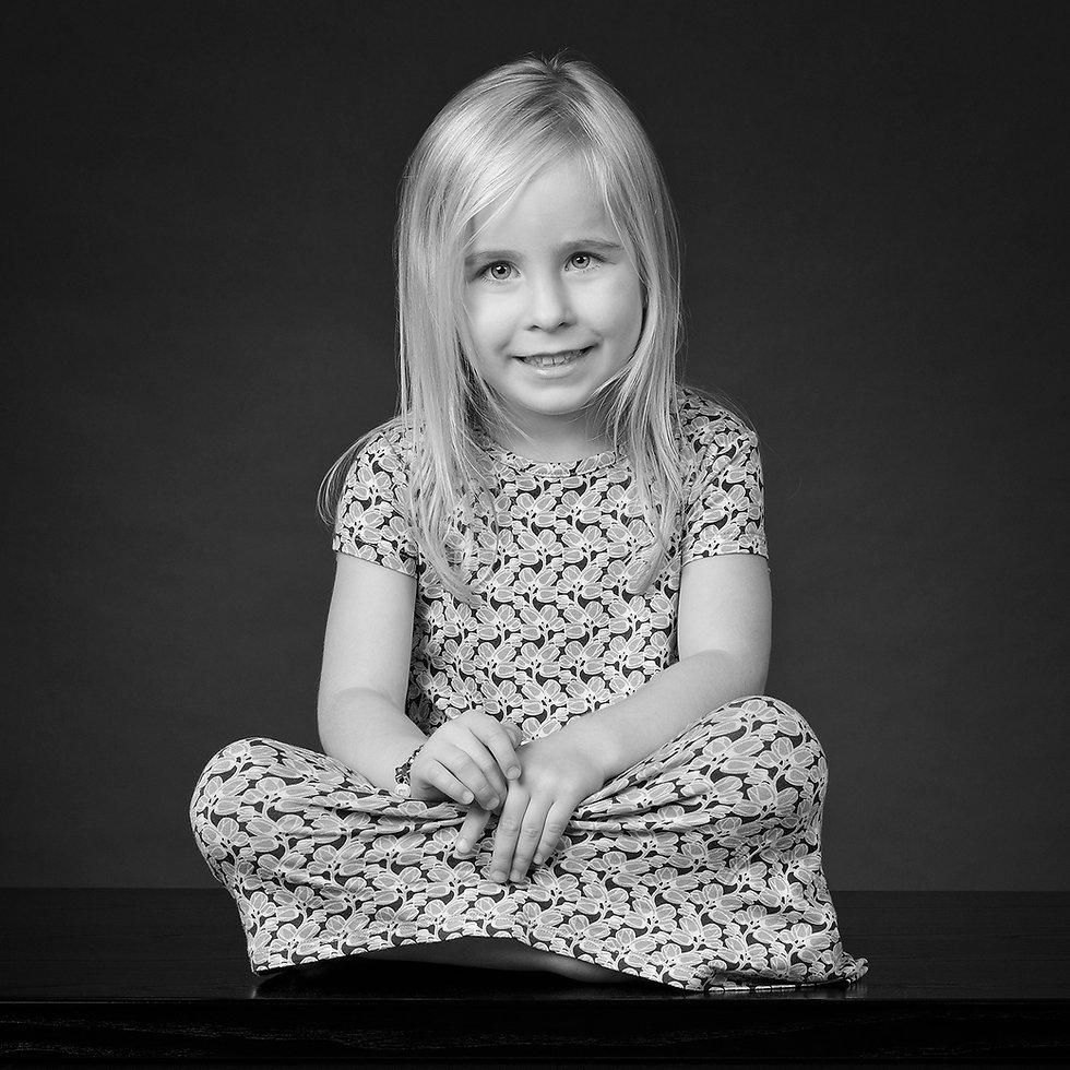 Kinderfotografie, Mädchen