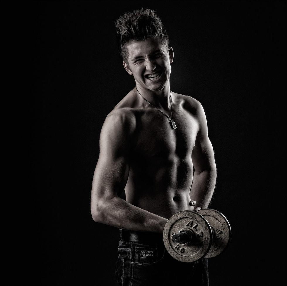 Muskelspiel