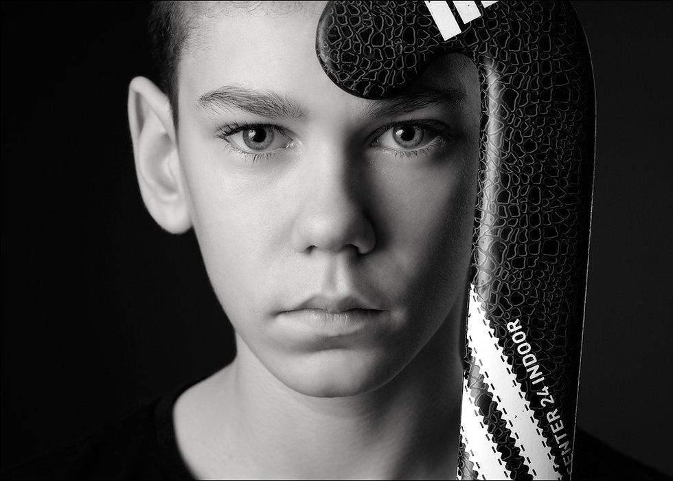 Boys in Black & White