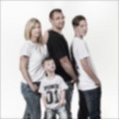 Coole Familienbilder und witzige Kinder
