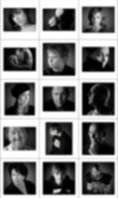 People, black & white, International Photographic Qualifications, International Photographer of High Quality