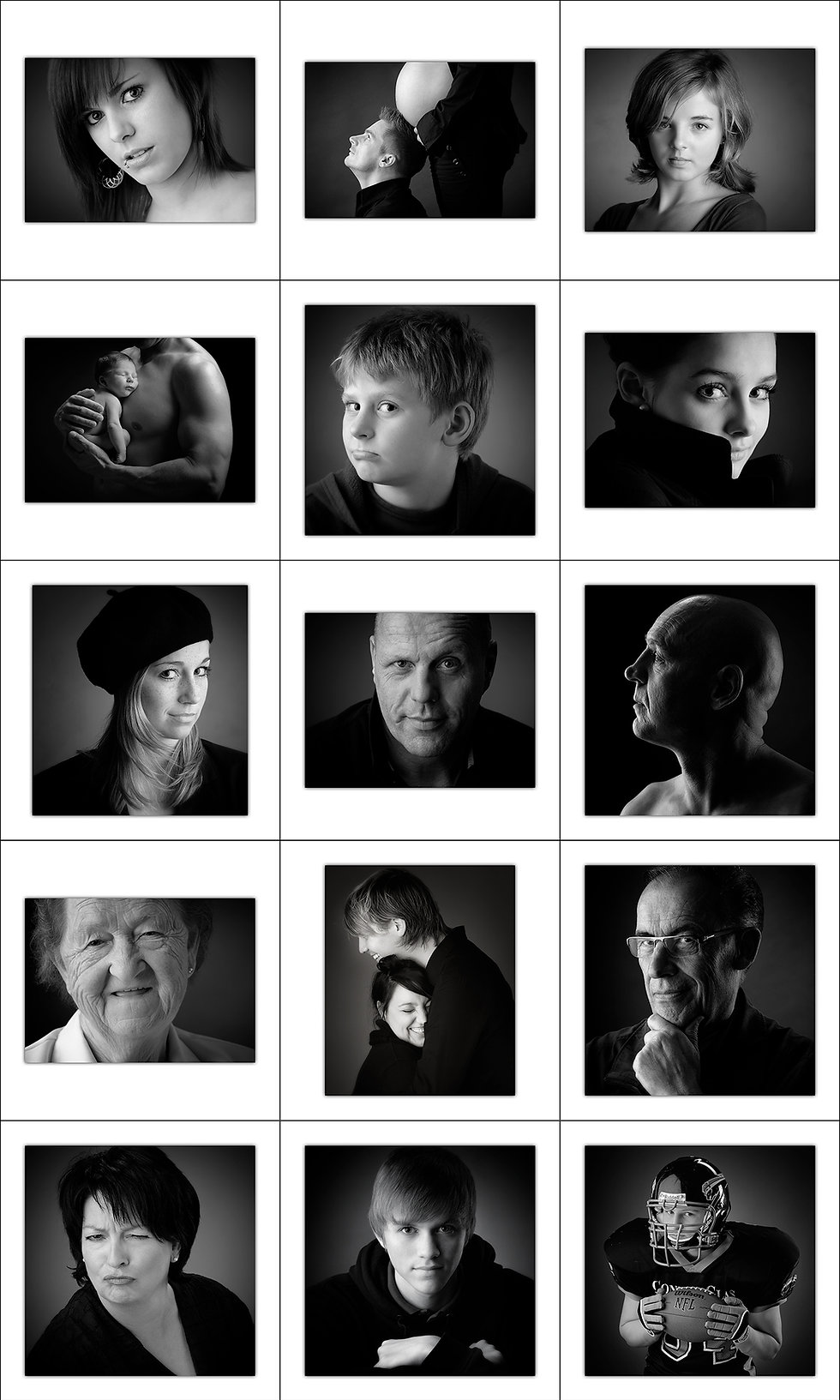 People, black & white, International Photographic Qualifications, International Photographer of High Quality