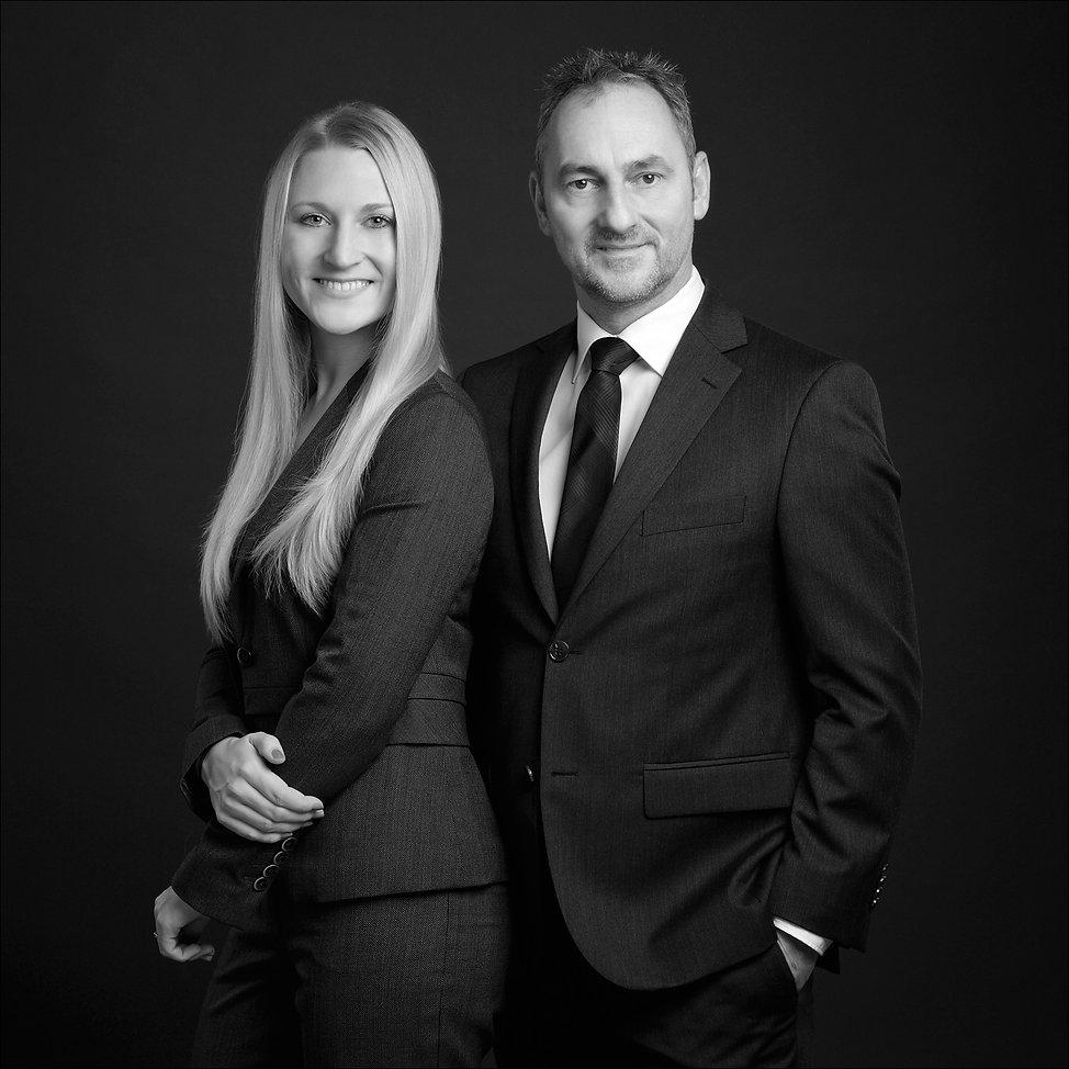 Fotografie schwarz-weiß für CEOs