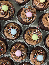 Kids' Party Cupcakes