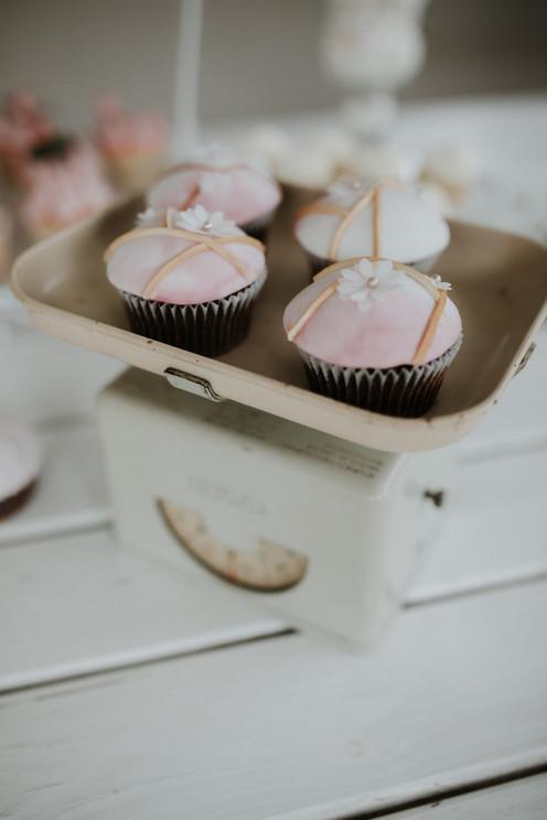 Art Déco Cupcakes
