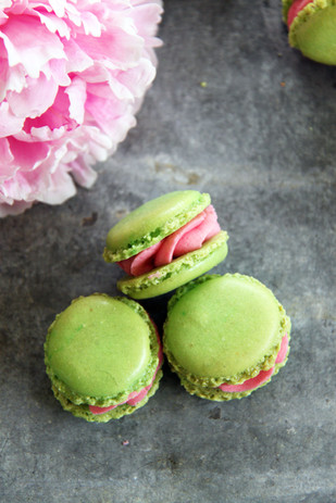 Macarons, mon amour...  {Die ultimative Anleitung für Macarons}