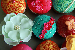 Vintage Cupcakes
