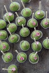 Apfelkuchen Cake Pops