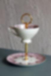 Miet-Etagère Mini Rosé