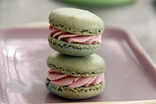 Macarons Sugar-Sweet