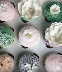 Wedding Vintage Cupcakes Zürich