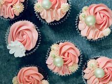 Vanille-Schokolade-Cupcakes
