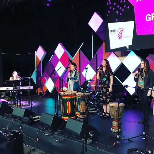 The Afternon Show, BBC Scotland 2018
