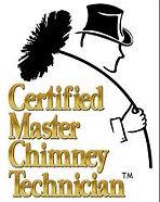 Certified Master Chimney Technician Logo