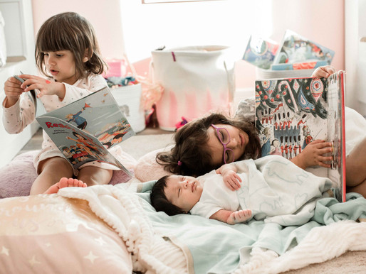 how to personalize your newborn portrait session