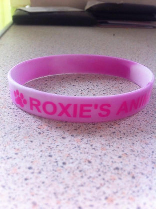 Roxies wristbands