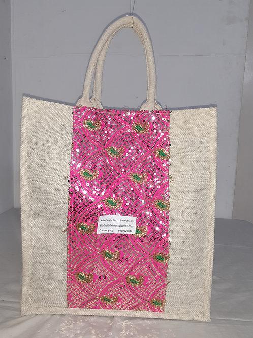 KJBC Designer Jute Bags