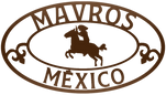 Mavros Logo Brown