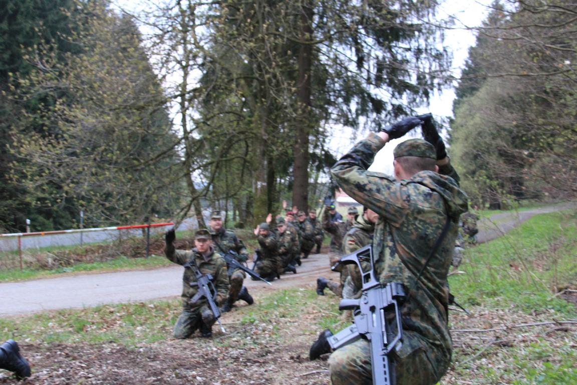 Infanterieausbildung