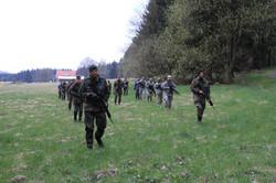 Infanterieausbildung