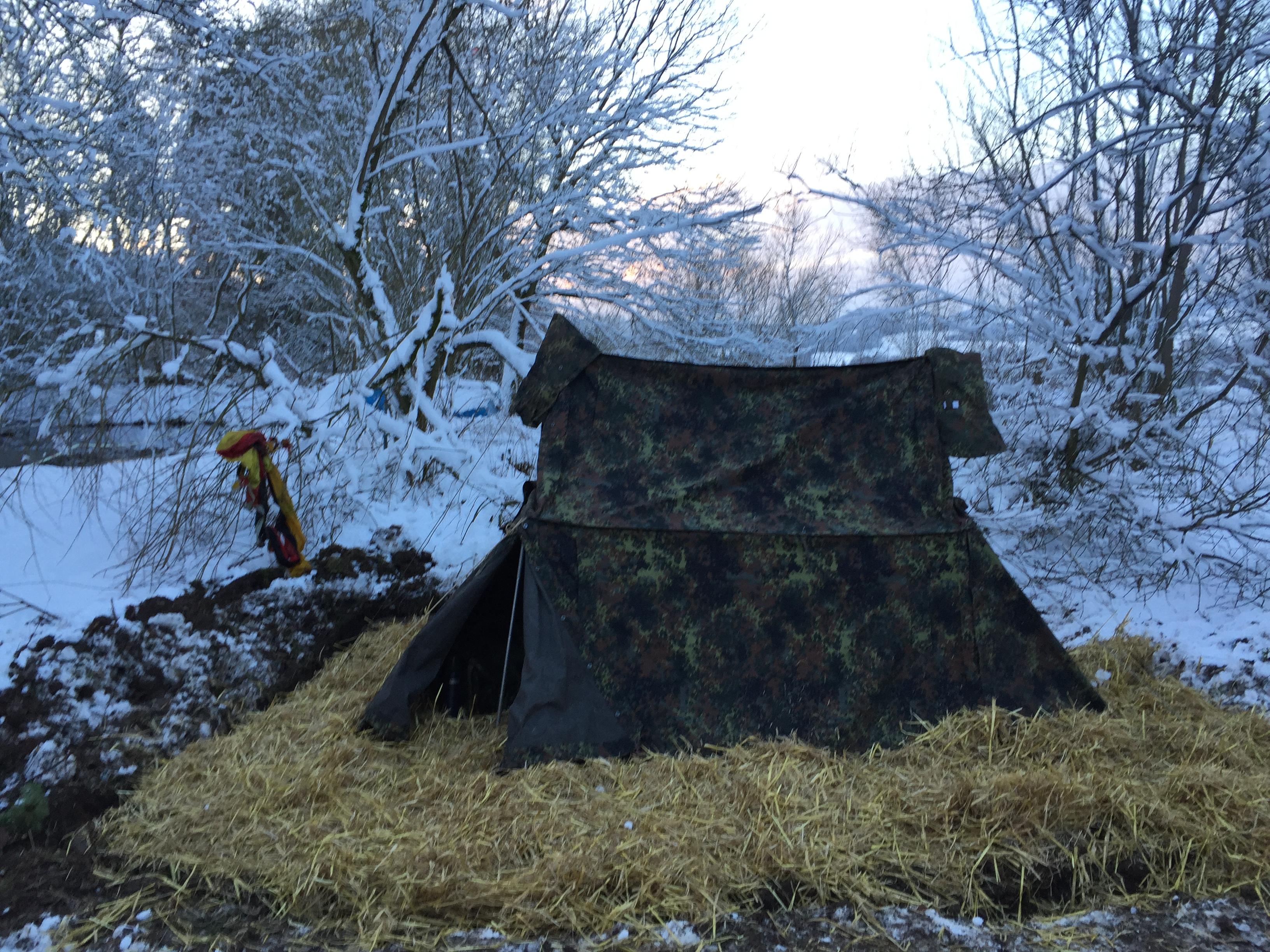 6-Mann-Zelt