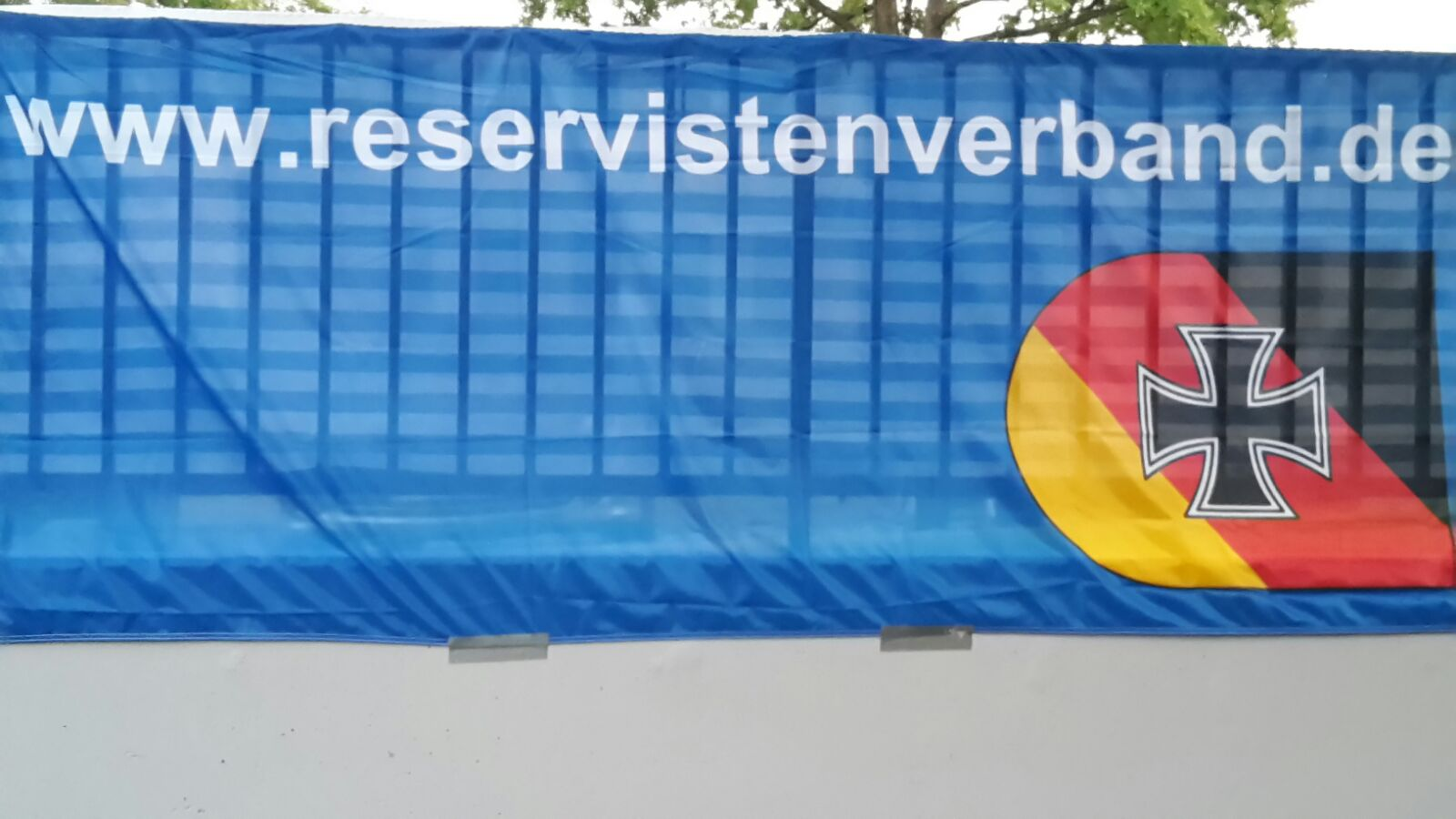 Unsere Verbandsflagge
