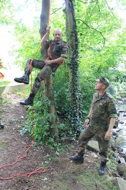 65. Ausbildung Knoten und Bunde