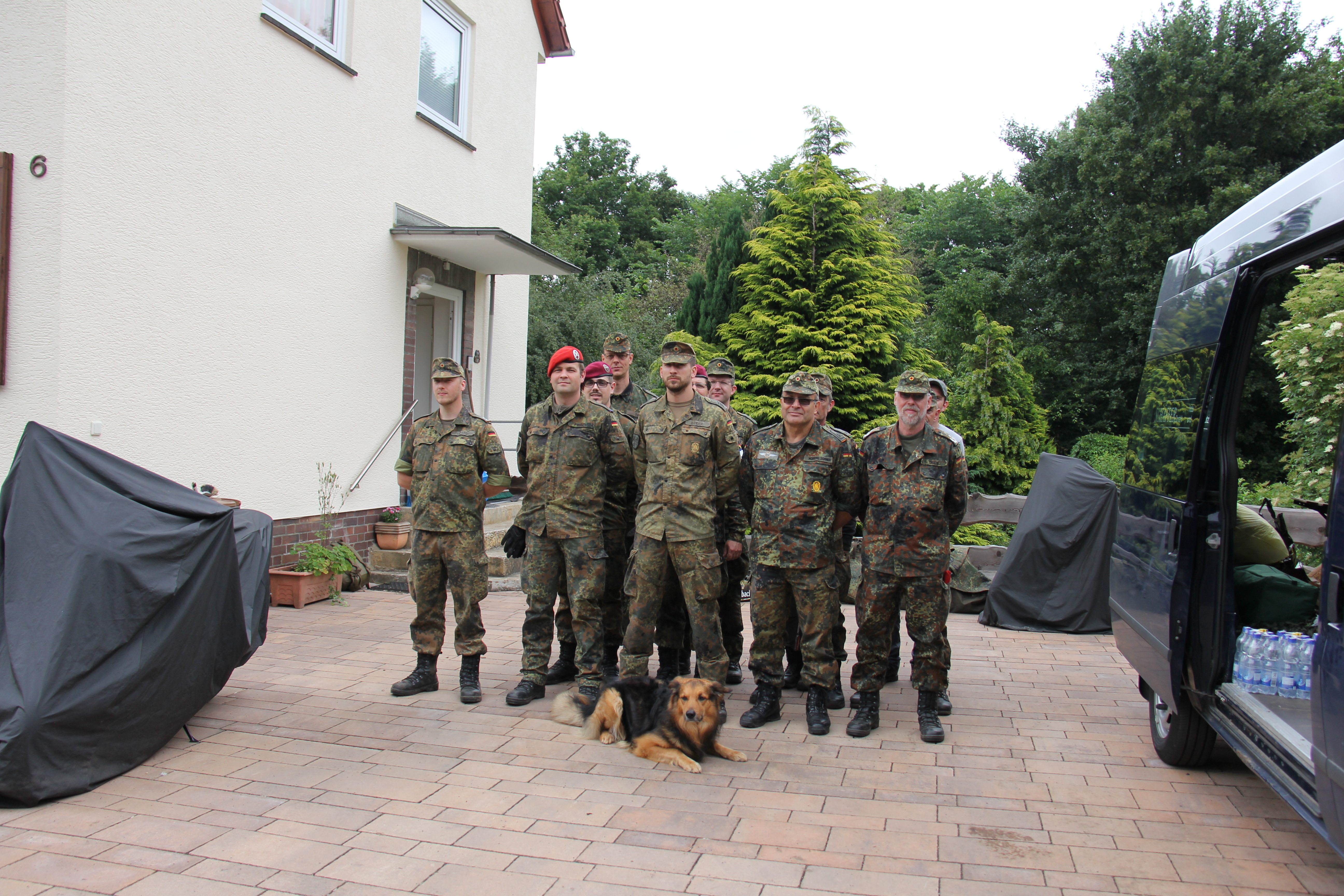 1. Sommerbiwak RK Kassel 2016 - eine starkeTruppe
