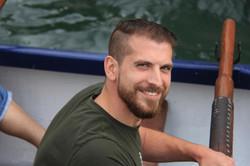 Crewmitglied Alex Breier