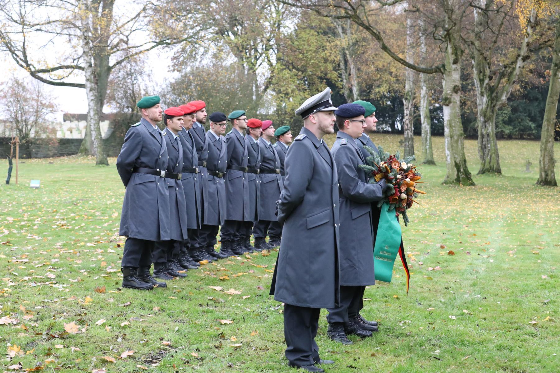 Auf dem Russischen Friedhof in NIEDERZWEHREN