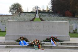 Impressionen Englischer Friedhof