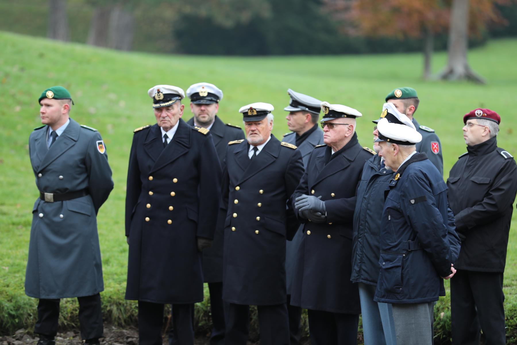 Abordnung der Marine