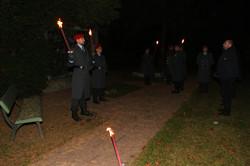 Unterstützung der Gemeinde NIEDERZWEHREN beim Volkstrauertag