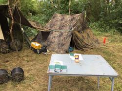 OPZ und Mat-Lager