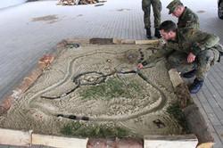 Sandkastenausbildung