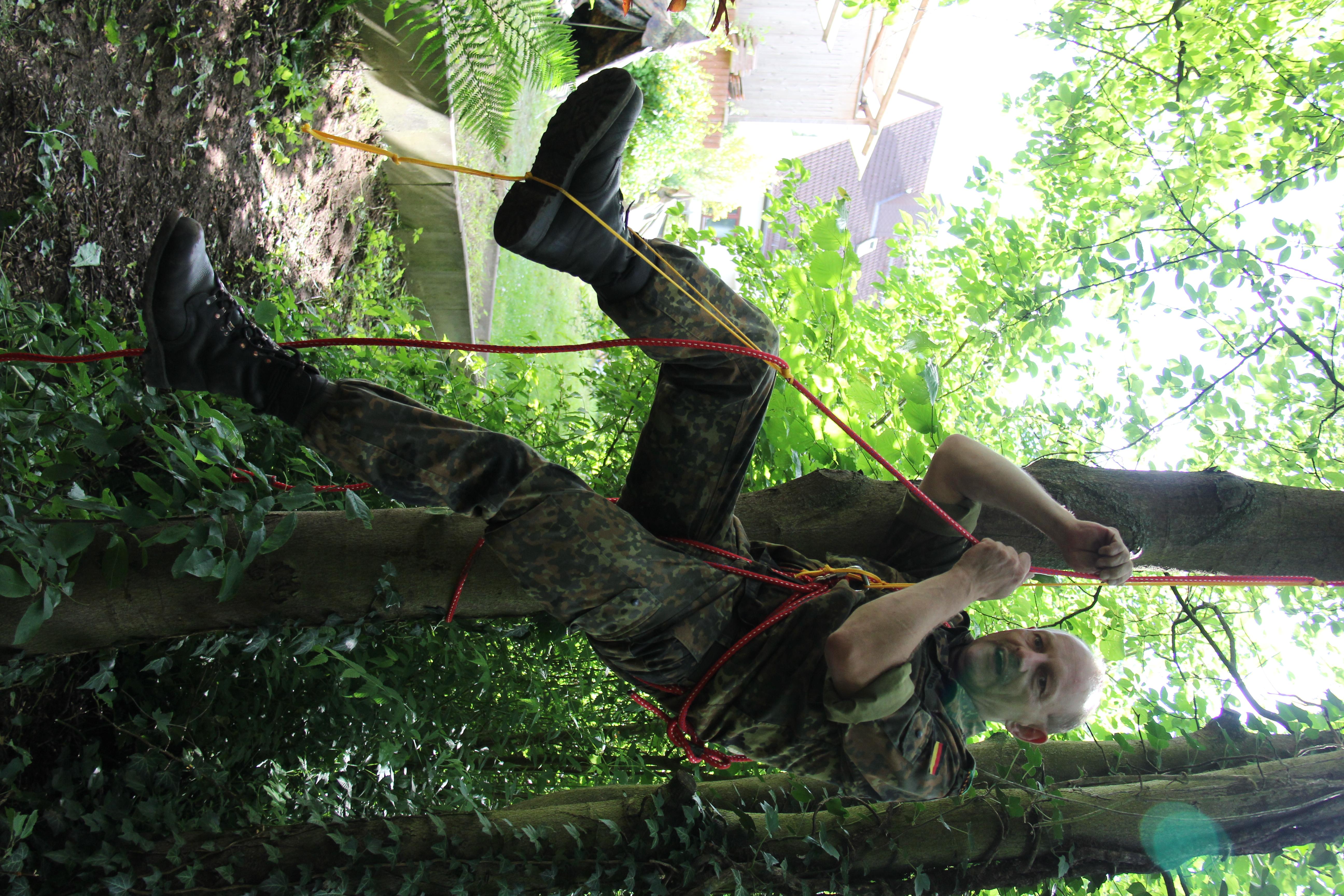 66. Ausbildung Knoten und Bunde
