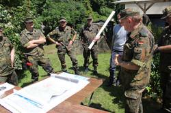 46. Ausbildung Karte + Kompass